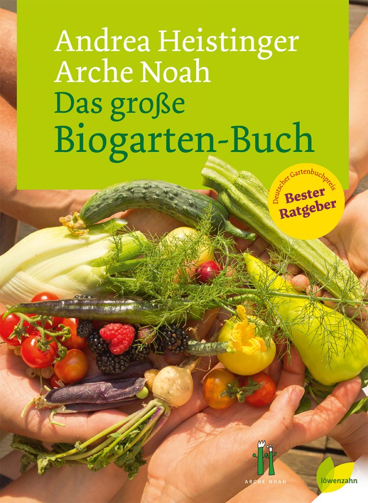 """Das große Biogarten-Buch"""