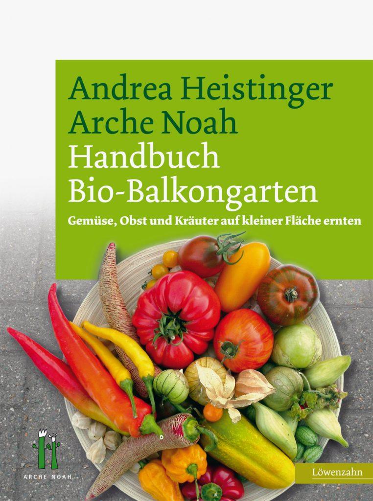 """Handbuch Bio-Balkongarten"""
